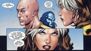 X-Men Legacy #224 - Page 21