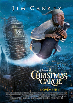 Christmas Carol One Sheet